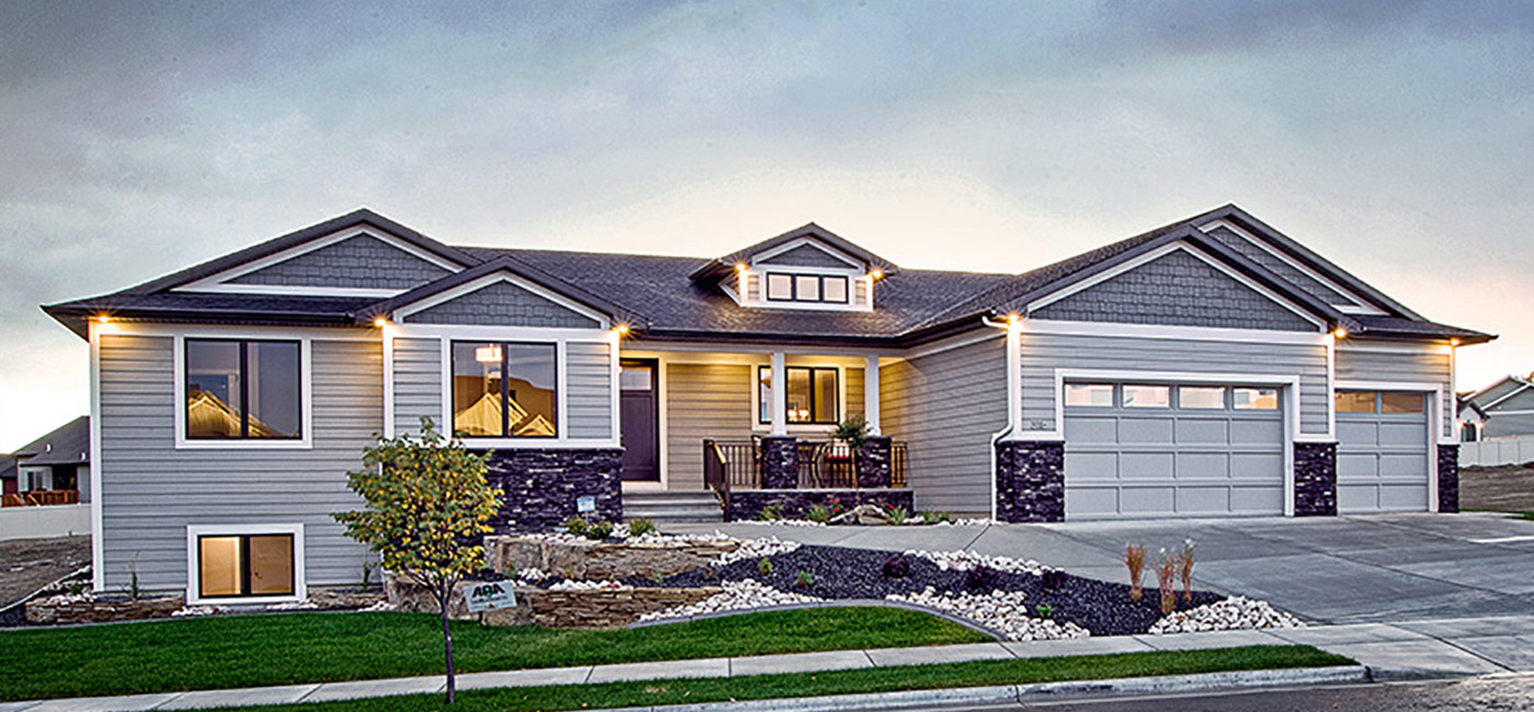 Rimrock builders home builders in billings mt for Montana home builders